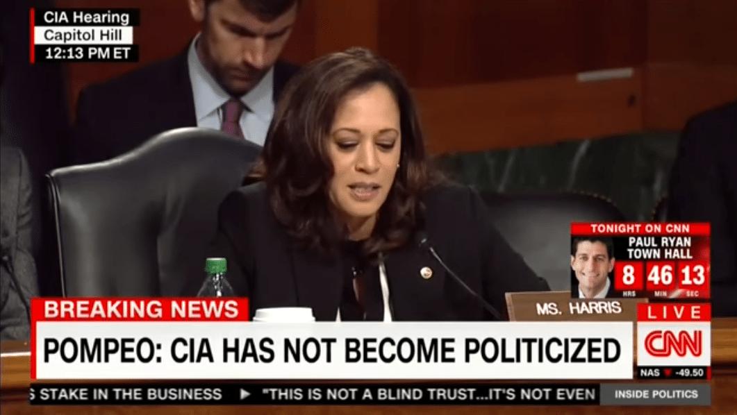Harris global warming dogma CIA