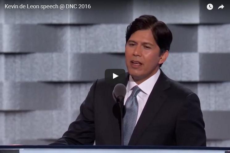 California state senator spreads the big lie. (Youtube)