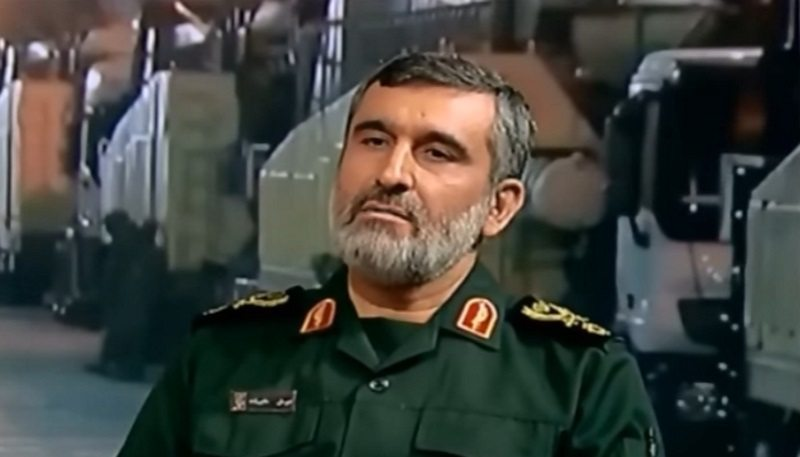 Revolutionary Guard Commander: 'Foreign threats cannot do us any harm'