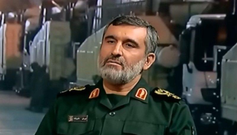 Revolutionary Guard Commander: 'Foreign threats cannot do us any harm'