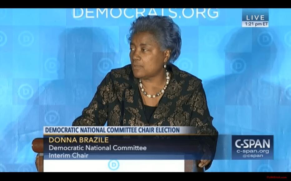 Donna Brazile Voter ID DNC