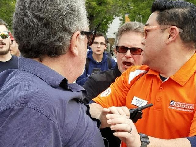 Fullerton assault Republican California