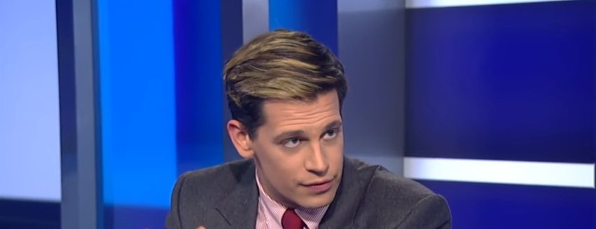Yiannopoulos Statement Released Concerning Pedophilia Controversy
