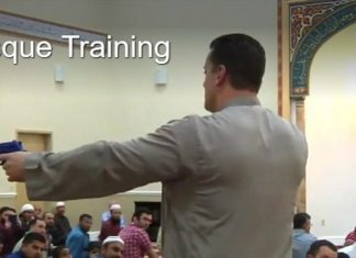 U.S. Mosque with Ties to Jihadists Gets Firearm Training