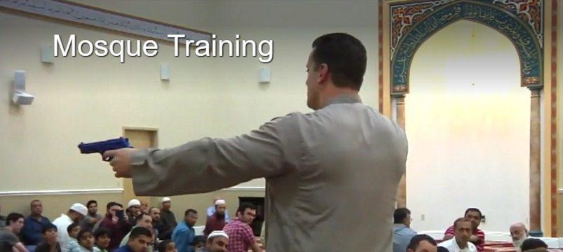 U.S. Mosque with Ties to Jihadists Gets Firearm Training