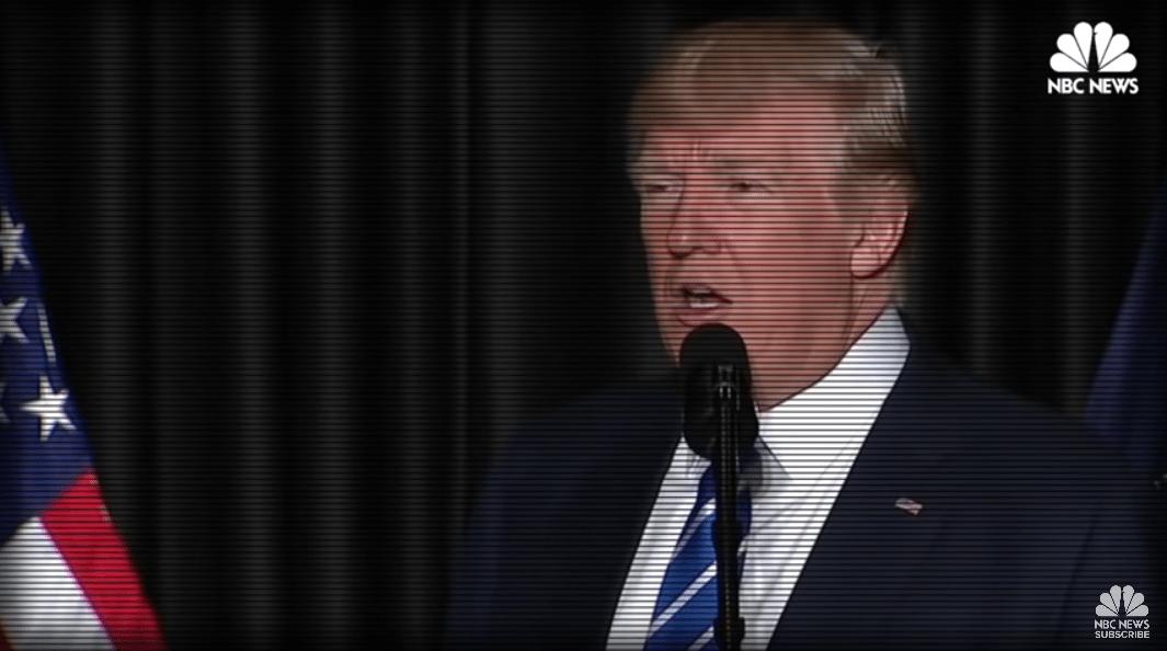 propaganda NBC anti-Trump children