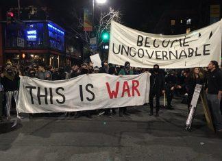 Occupy Oakland treason