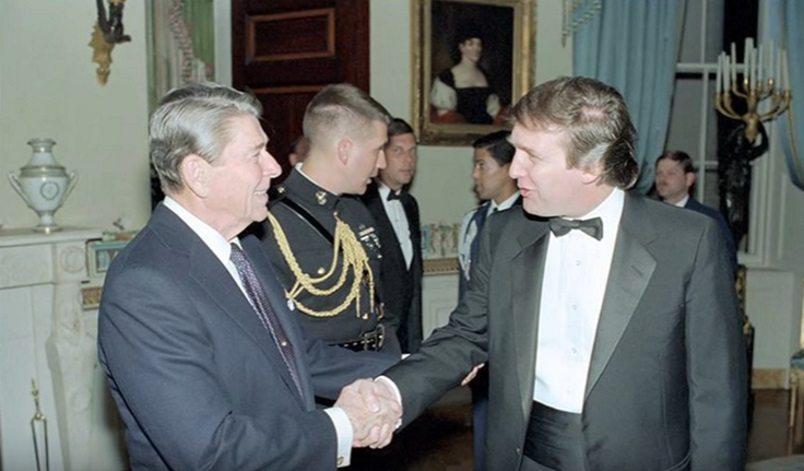Trump and Reagan Similarities, a Perspective of History