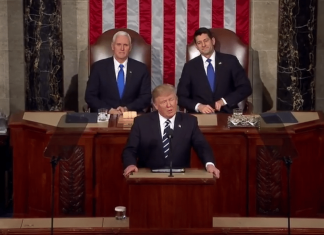 Trump speech best lines address joint session