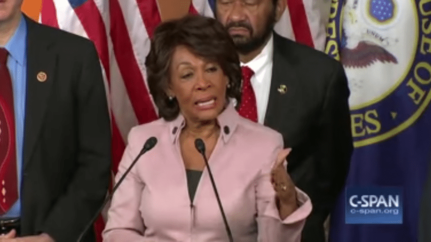 Mad Maxine Waters Is Inciting Violence AGAIN! (Video)