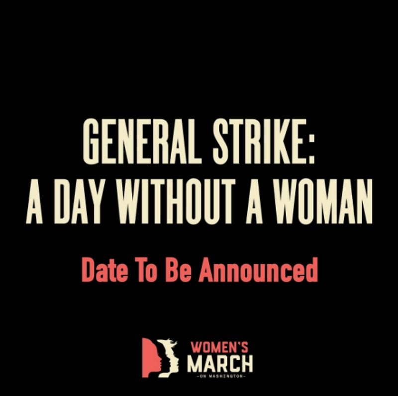 A Day Without a Woman Strike Planned, Gains a Supporter