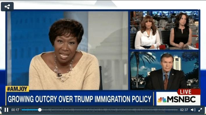MSNBC Elizabeth Warren, native american