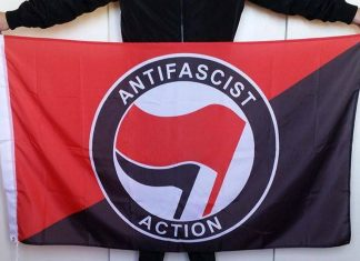 antifa death squad domestic terrorism