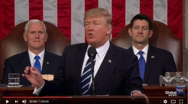 Trump hang