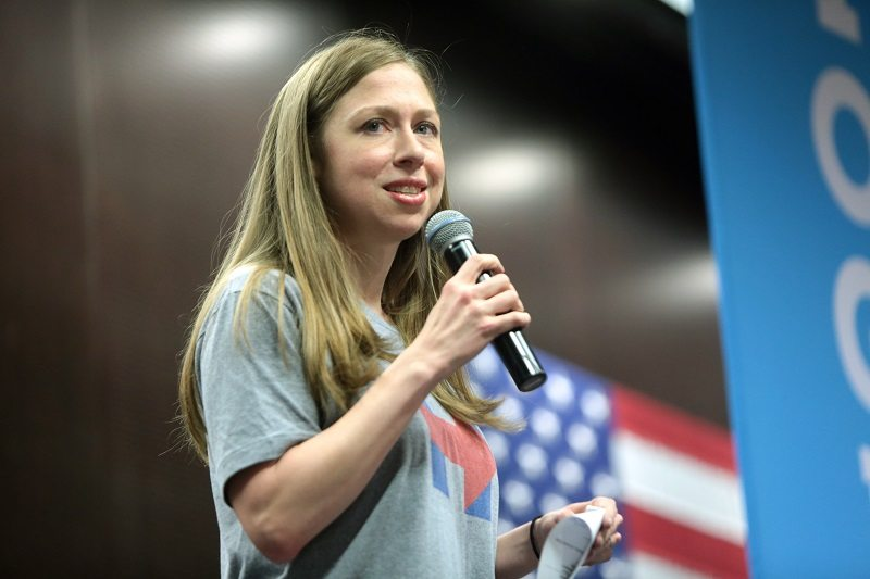 Chelsea Clinton award