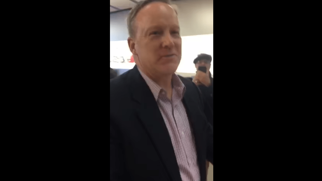Spicer ambushed by snowflake