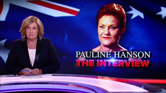 Hanson has the PC Gestapo apoplectic. (News9 screen grab)