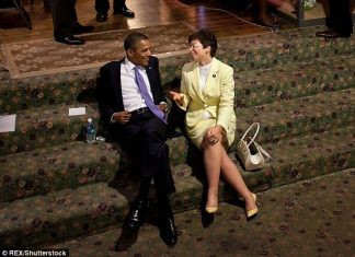 Obama Jarrett oust Trump Syria