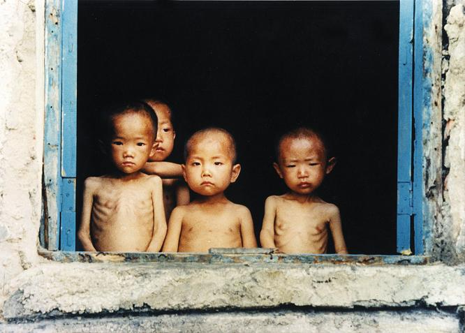 More victims of starvation and prison camps in North Korea. (Twitter""