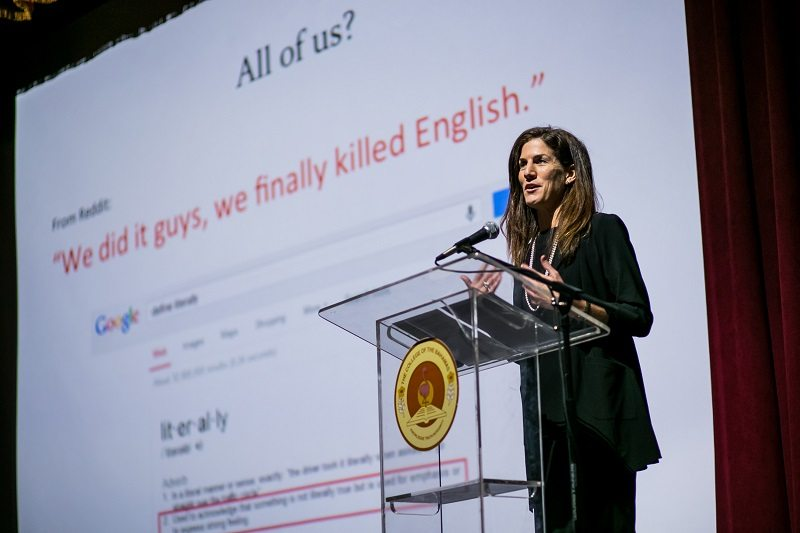 english language sexist