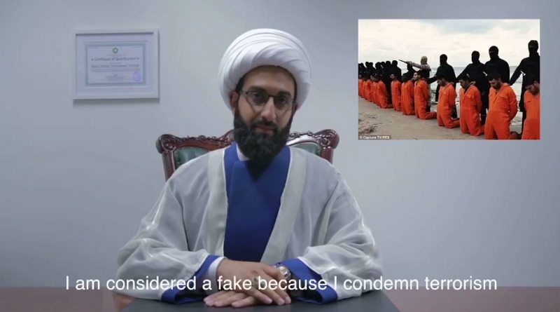 Video: Muslim Imam accused of being a fake for not supporting radical Islam