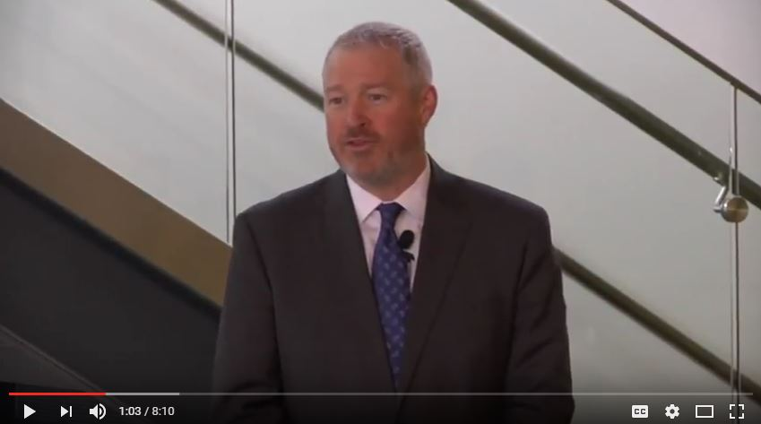Ex-Mayor Mike McGinn wants his Seattle job back, and just declared he is running again this year. (YouTube, Zillow, 2012)