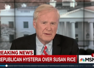 MSNBC Susan Rice racist