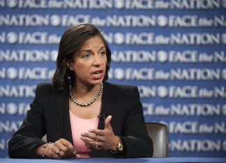 Susan Rice charges