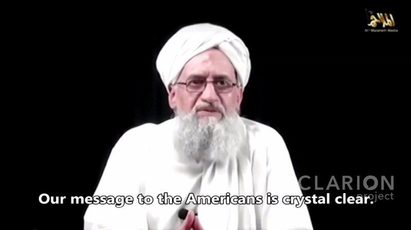 Video: Al-Qaeda Chief Warns of Major Attacks on US