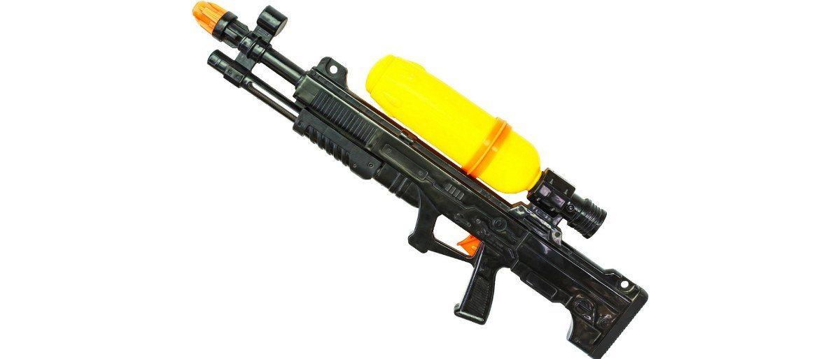 toy gun water