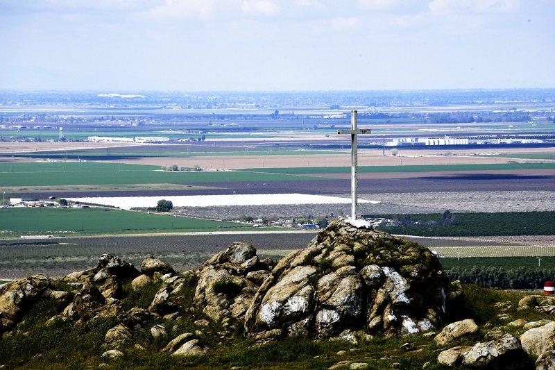He is risen Easter Trump