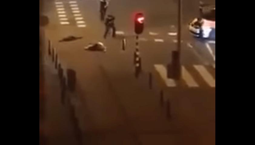 Netherlands machete
