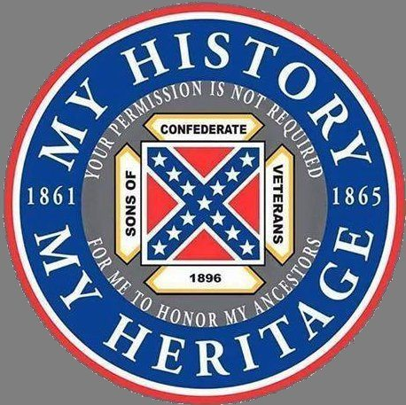 """""""Your permission is not required for me to honor my ancestors"""" - Lt. Gen. Wade Hampton Camp No. 273 Columbia, S.C. Sons of Confederate Veterans. (Twitter)"""