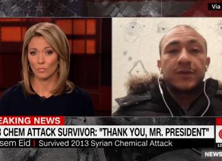 Syrian chemical attack praises Trump CNN