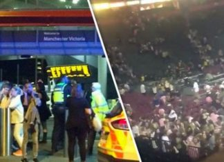 Reports of explosion, several fatalities at Ariana Grande concert in UK