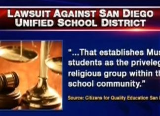 San Diego schools sued over CAIR-backed 'Islamophobia' program