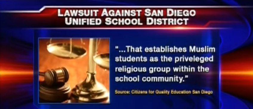 San Diego schools sued over CAIR-backed 'Islamophobia' program