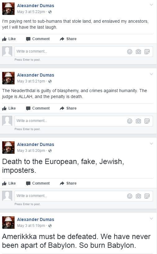 ISIS sympathizer