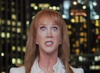 Video: Kathy Griffin beheads President Donald Trump in photo shoot