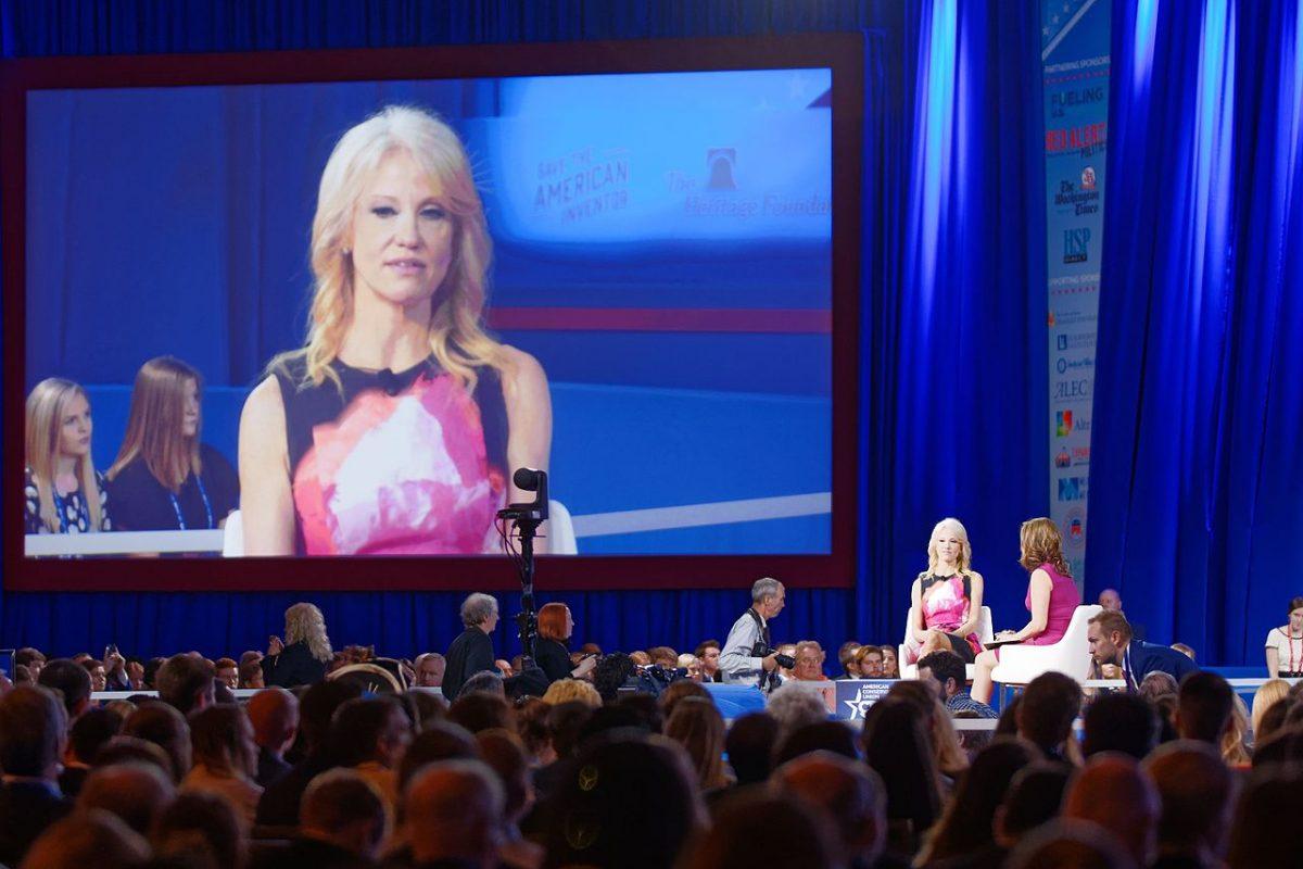 Kellyanne Conway MSNBC