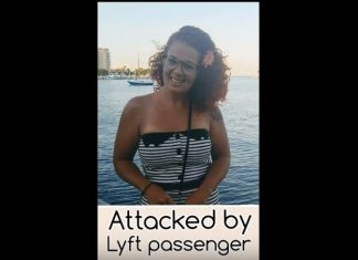 Video: Florida woman blows nose on seat cushion, attacks Lyft driver