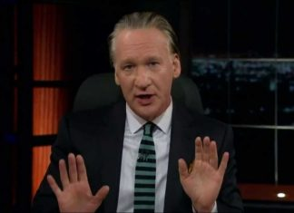 Bill Maher Ivanka Trump incest