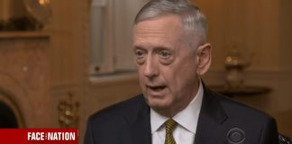 James Mattis on defeating ISIS.