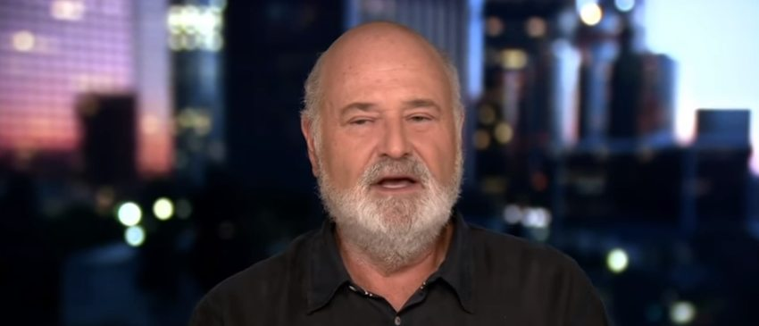 Rob Reiner continues to find reasons to 'impeach' Trump