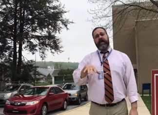 Video: School Official Violates Freedom of Speech of Pro-life Christians