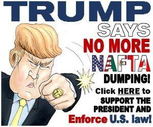 Trump Nafta sugar