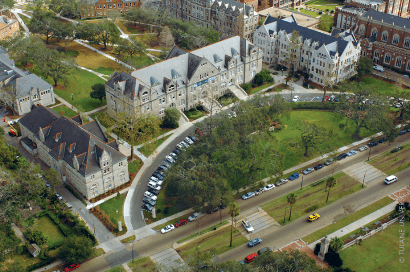 Tulane University conservative