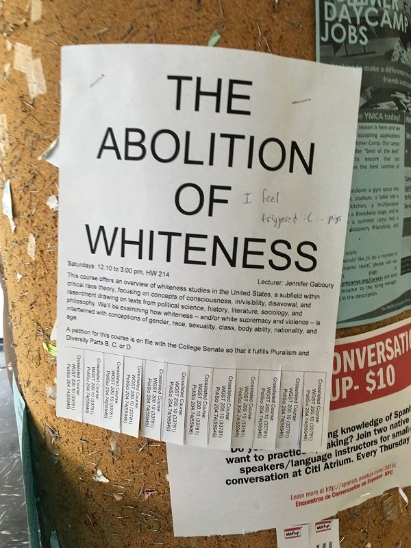 Abolition of whiteness