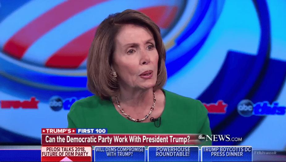 Nancy Pelosi Trump