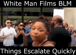 BLM Houston racist